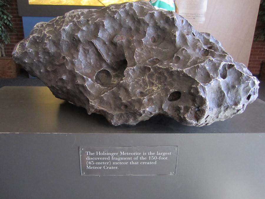 5 Метеорит  Холсингер