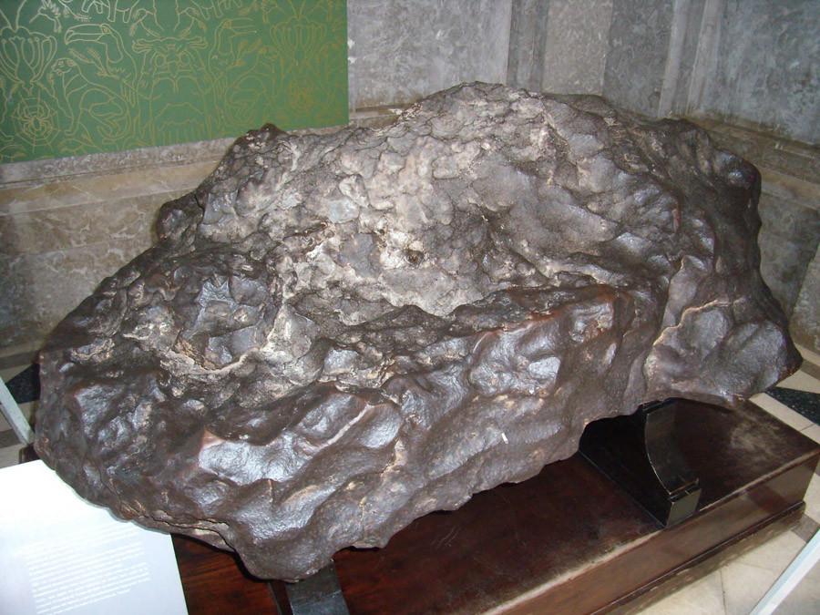 4 Toba, 4210 kg Argentina, Campo del Cielo