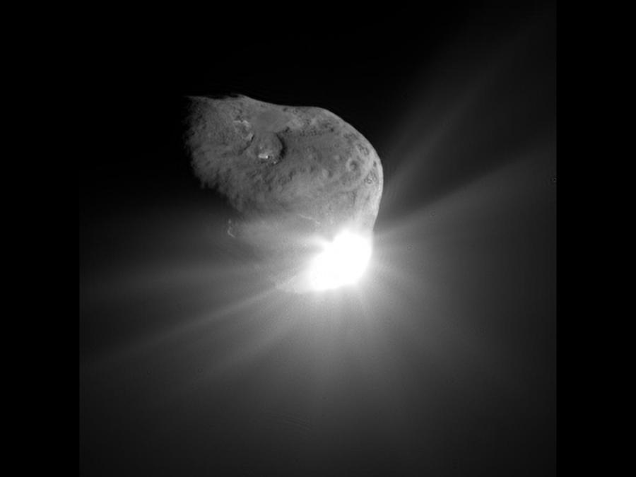Комета  Темпель