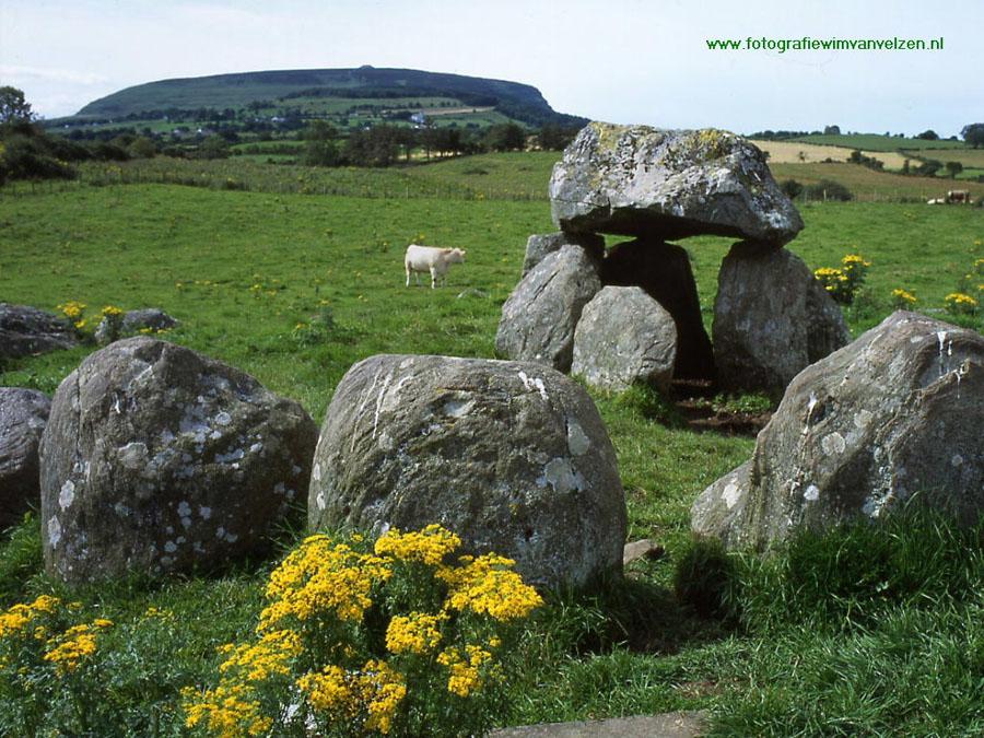 Ирландия, dolmen