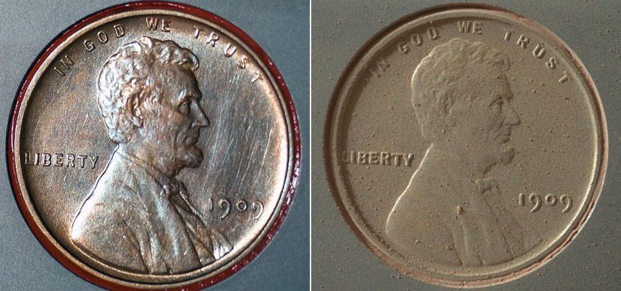 Mars-penny