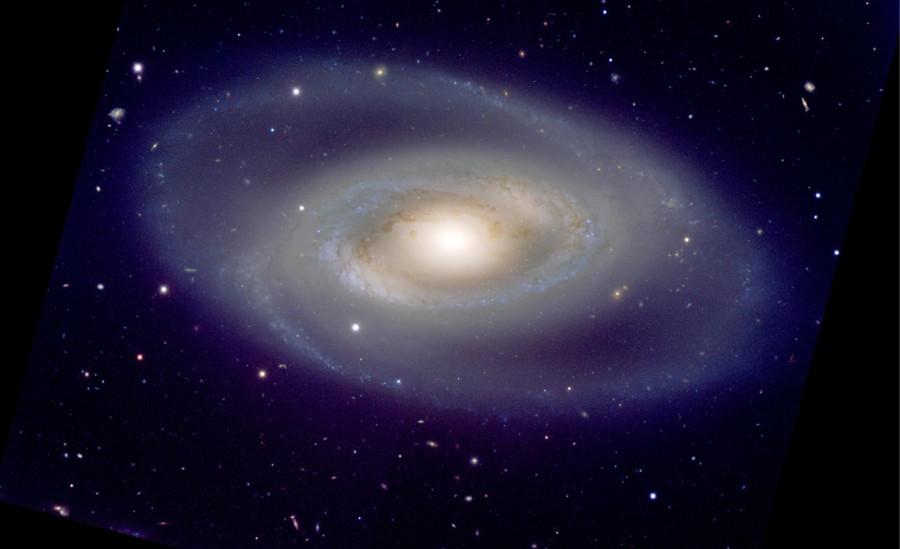 Островная галактика