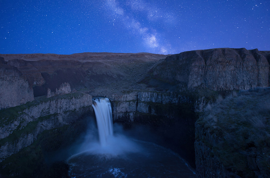 The Last Drop - Palouse Falls
