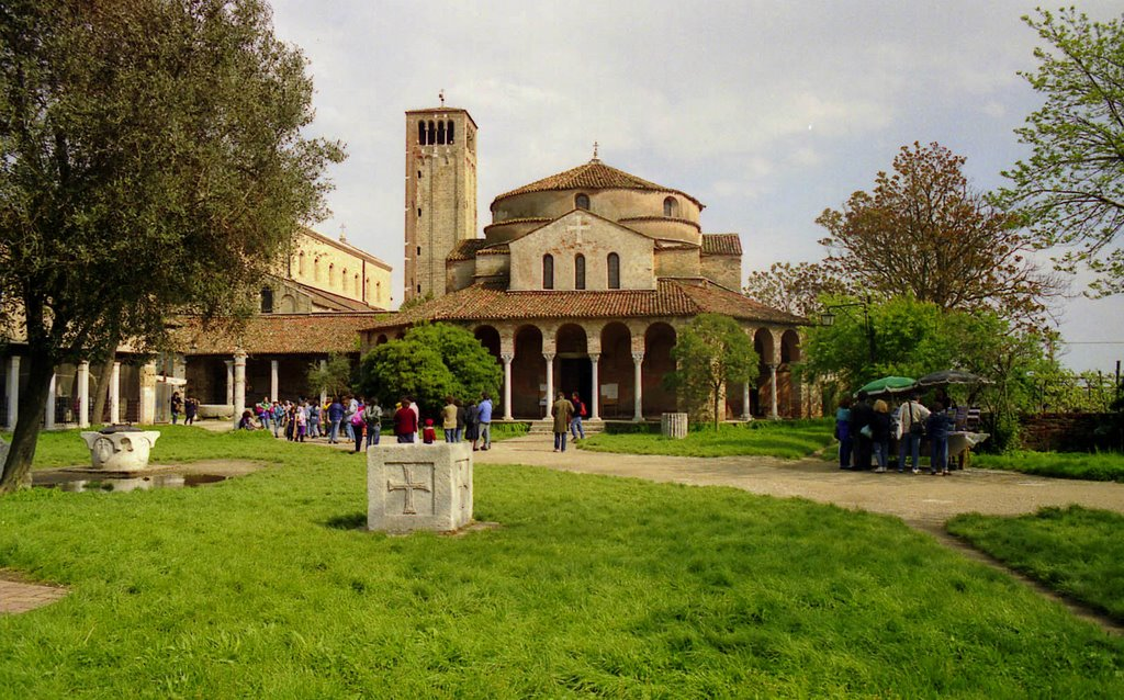 8 церковь Санта-Фоска