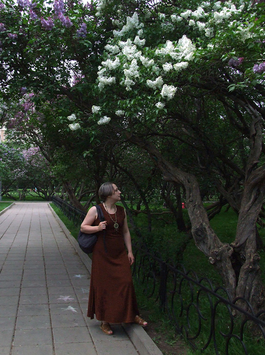 Обещанные фотки из Сиреневого сада:) 1