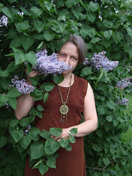 Обещанные фотки из Сиреневого сада:) 2