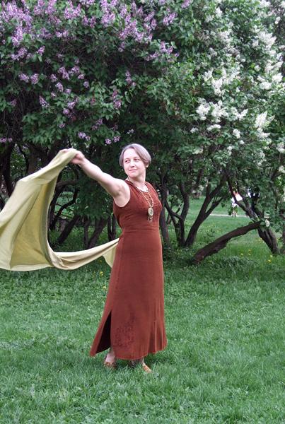 Обещанные фотки из Сиреневого сада:)