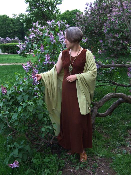 Обещанные фотки из Сиреневого сада:) 6