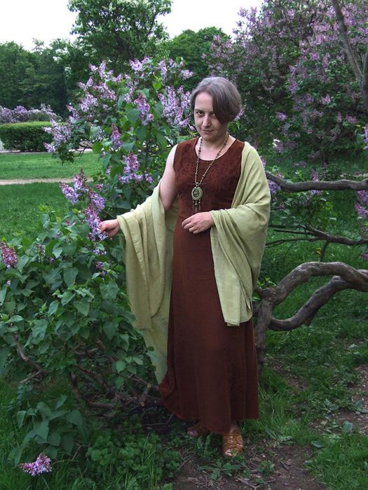 Обещанные фотки из Сиреневого сада:) 7