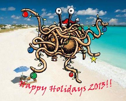 Aussie Happy Holidays!!