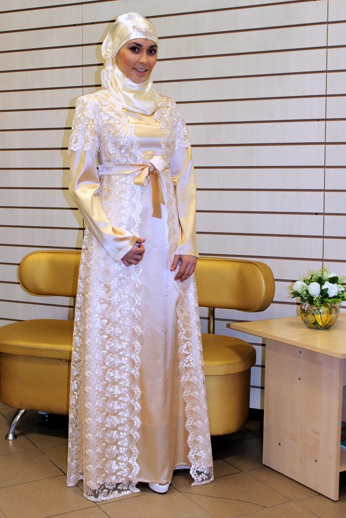 Сколько стоят платья никаха