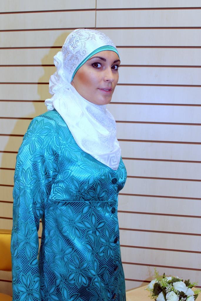 С мусульманкой в екатеринбурге знакомство