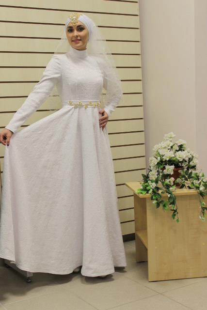 Платье для никаха фото казань