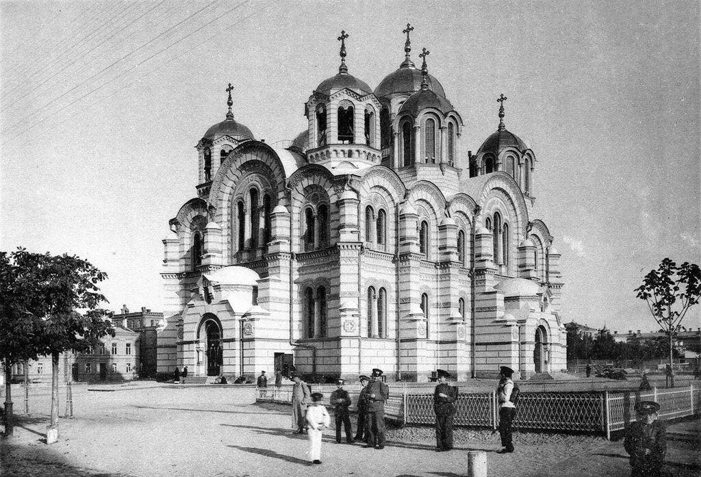 Владимирский собор. Начало XX века