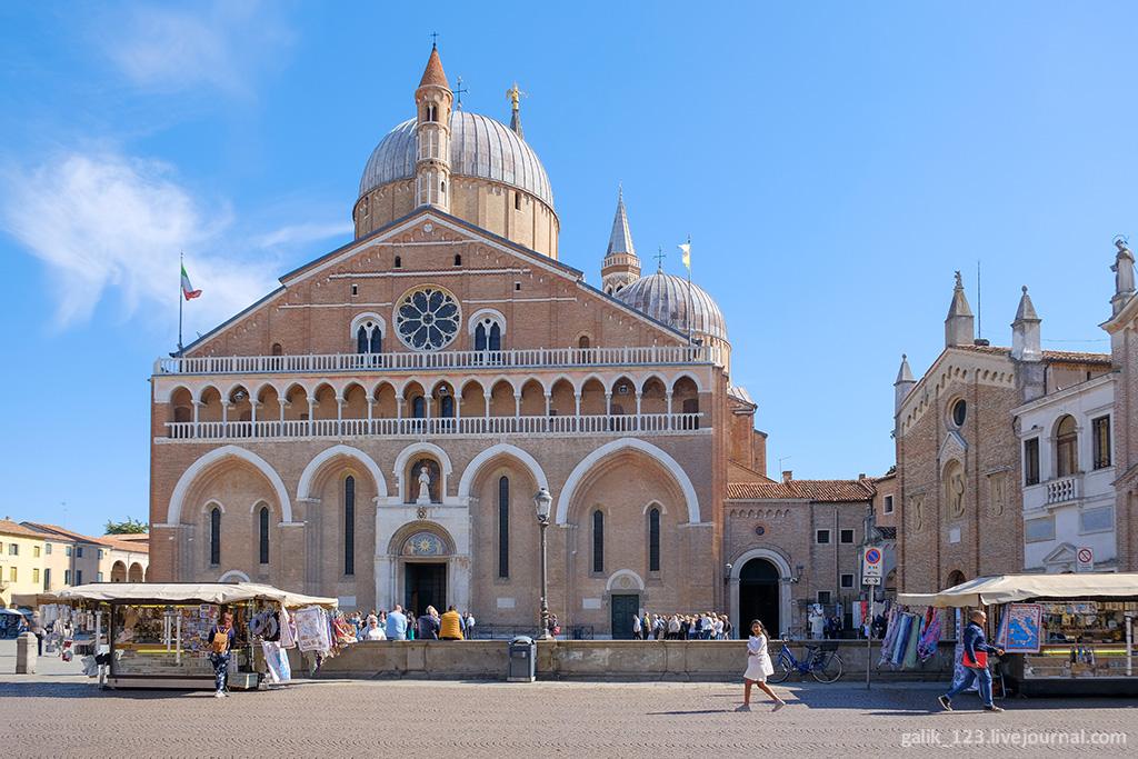 Базилика Святого в Падуе Базилика Святого в Падуе 2282597 original