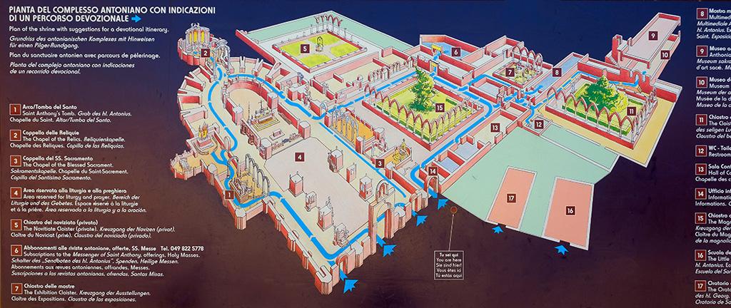 Базилика Святого в Падуе Базилика Святого в Падуе 2295305 original