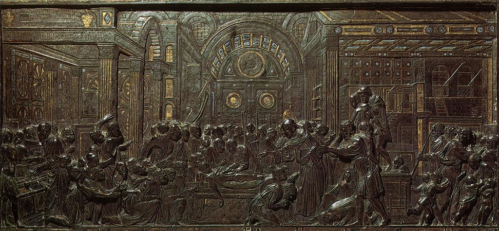 Базилика Святого в Падуе Базилика Святого в Падуе 2752014 original