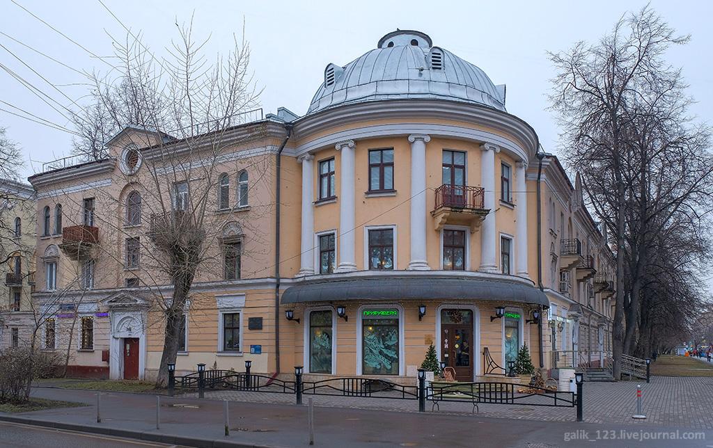 Немецкие дворики в Москве