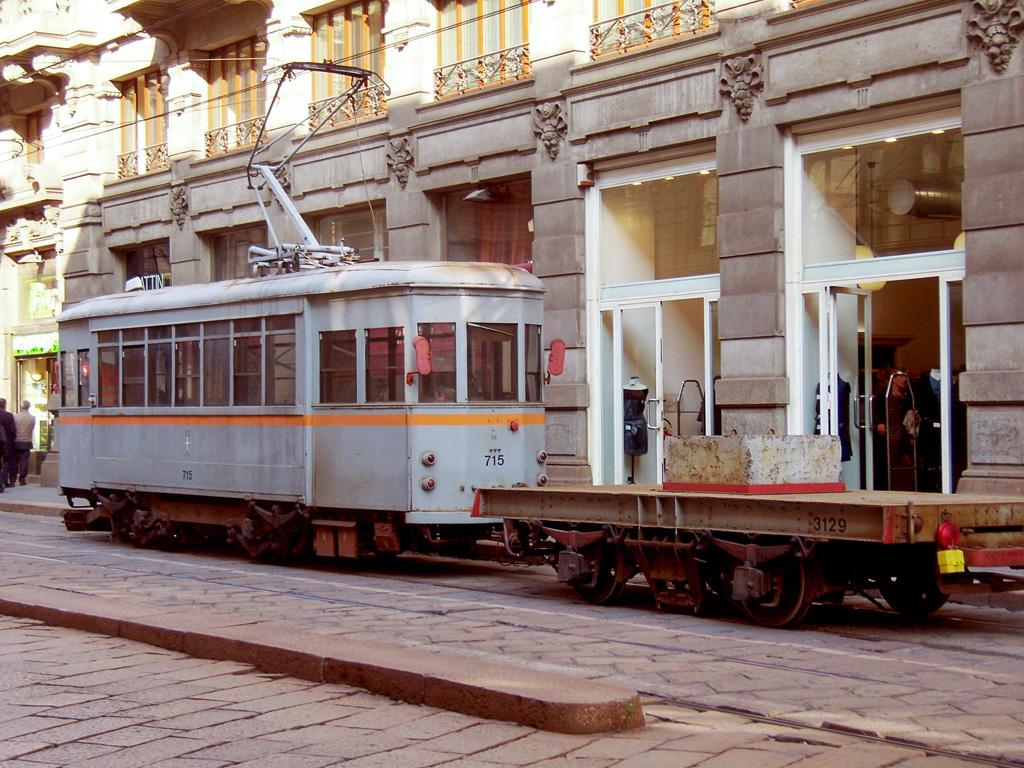 Трамваи Милана - путешествия и прочее — LiveJournal