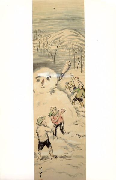 Снеговик от Наташи