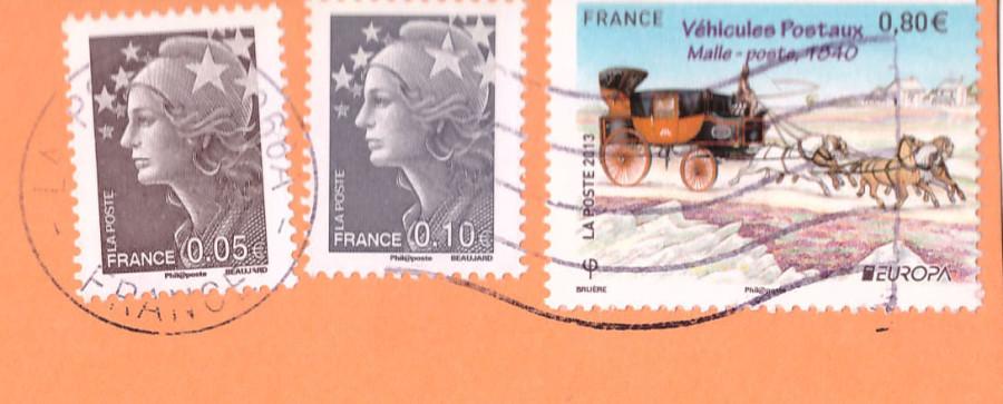 Марки Франции