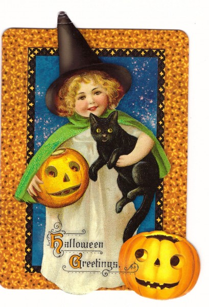 Хэллоуин из США