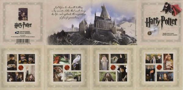 Гарри Поттер буклет