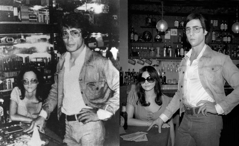Слева реальные Мари-Андре и Собрадж, справа - Дженна и Тахар. Источник: Соцсети
