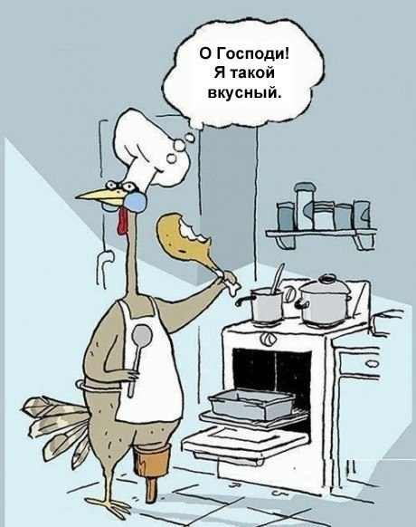 Комиксы-курица-песочница-индейка-101111