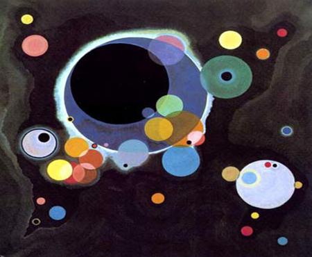 Кандинский-Несколько кругов