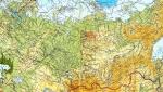 12_Путорана на карте россии