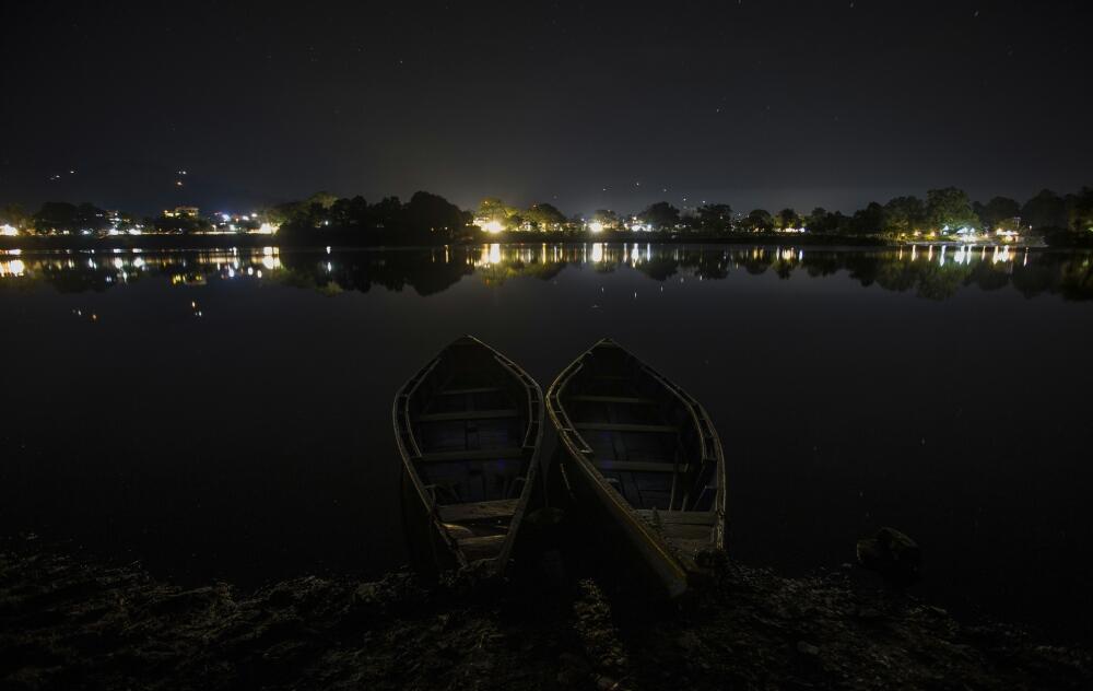 ночное озеро2