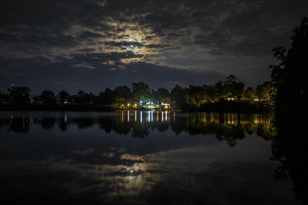 ночное озеро3