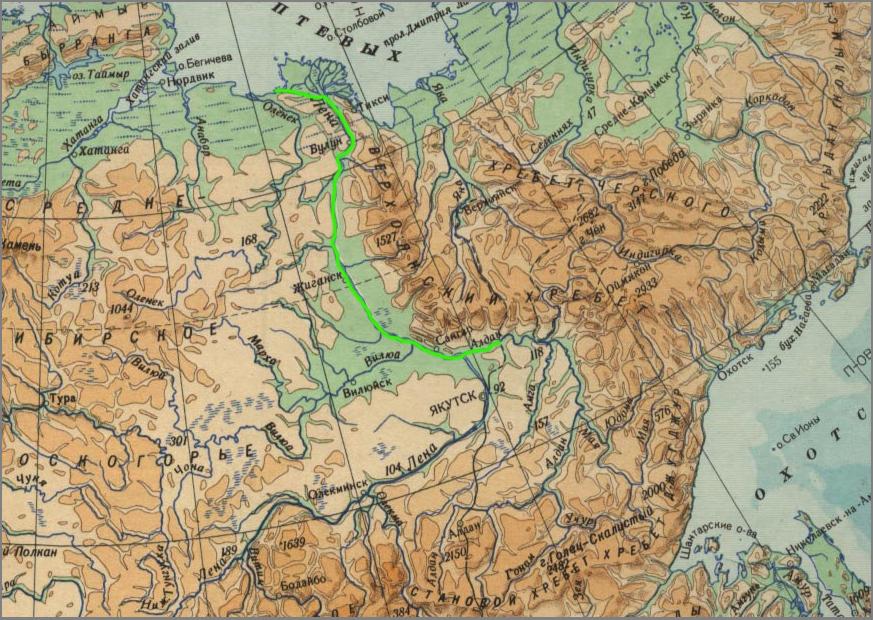 8_Карта первопроходцев_Добрынский_Алдан