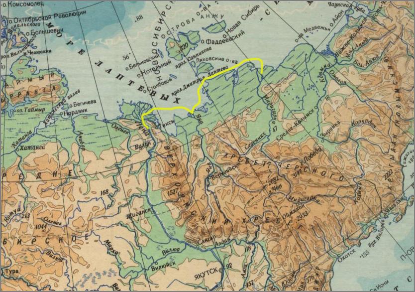 9_Карта первопроходцев_Hебров_Яна_Индигирка