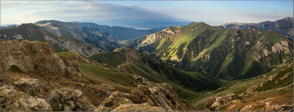 Перевал Молдо-Ушуу