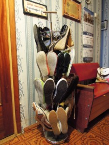 Подставка для обуви (ярусная)