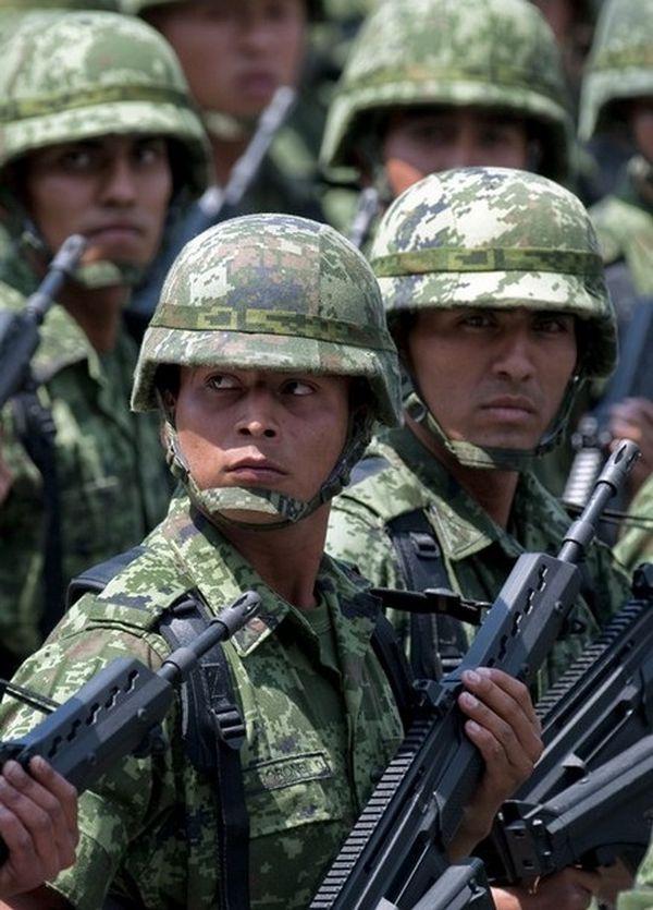 Солдаты армий мира - ganelon_3951 Морская Пехота США Форма