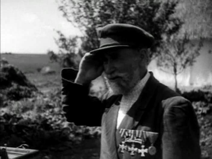 Георгиевский кавалер бывший артиллерист Олексій Манилович Шамриха