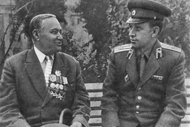 Георгиевский кавалер Волков Даниил Никитич