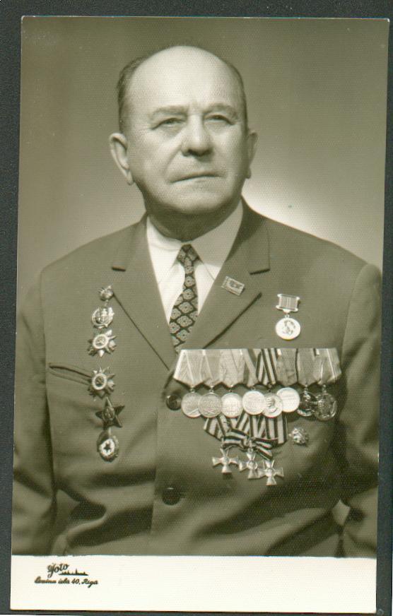 Неизвестный Георгиевский кавалер (1).