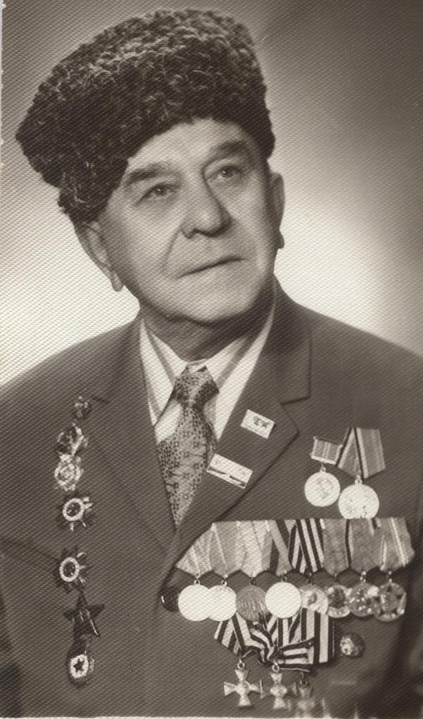 Неизвестный Георгиевский кавалер (3).