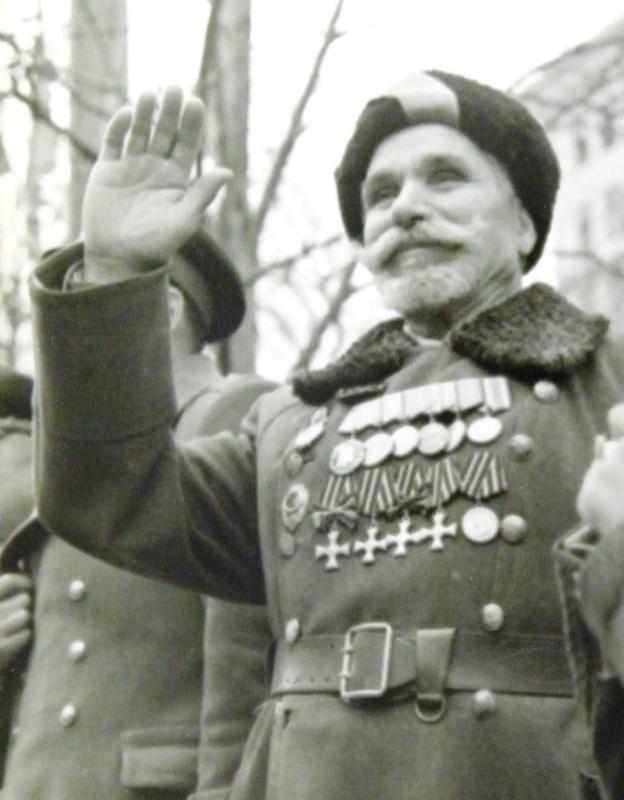 Полный Георгиевский кавалер Цымбалюк А. И. (2)
