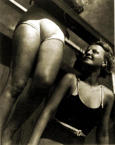 проститутки в фашистской германии