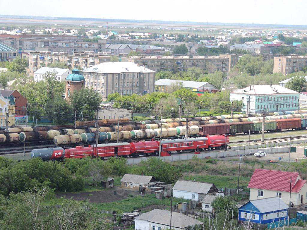 город карасук новосибирская область фото разговорник