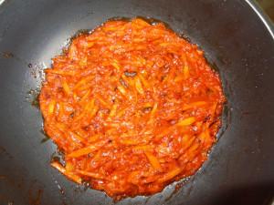 лук+морковь+томат зажарка