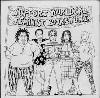 Image result for feminist bookstores
