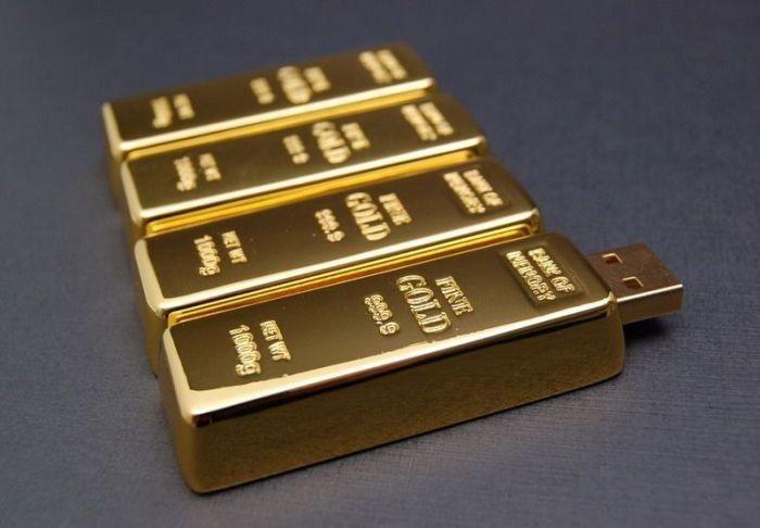 информация на вес золота