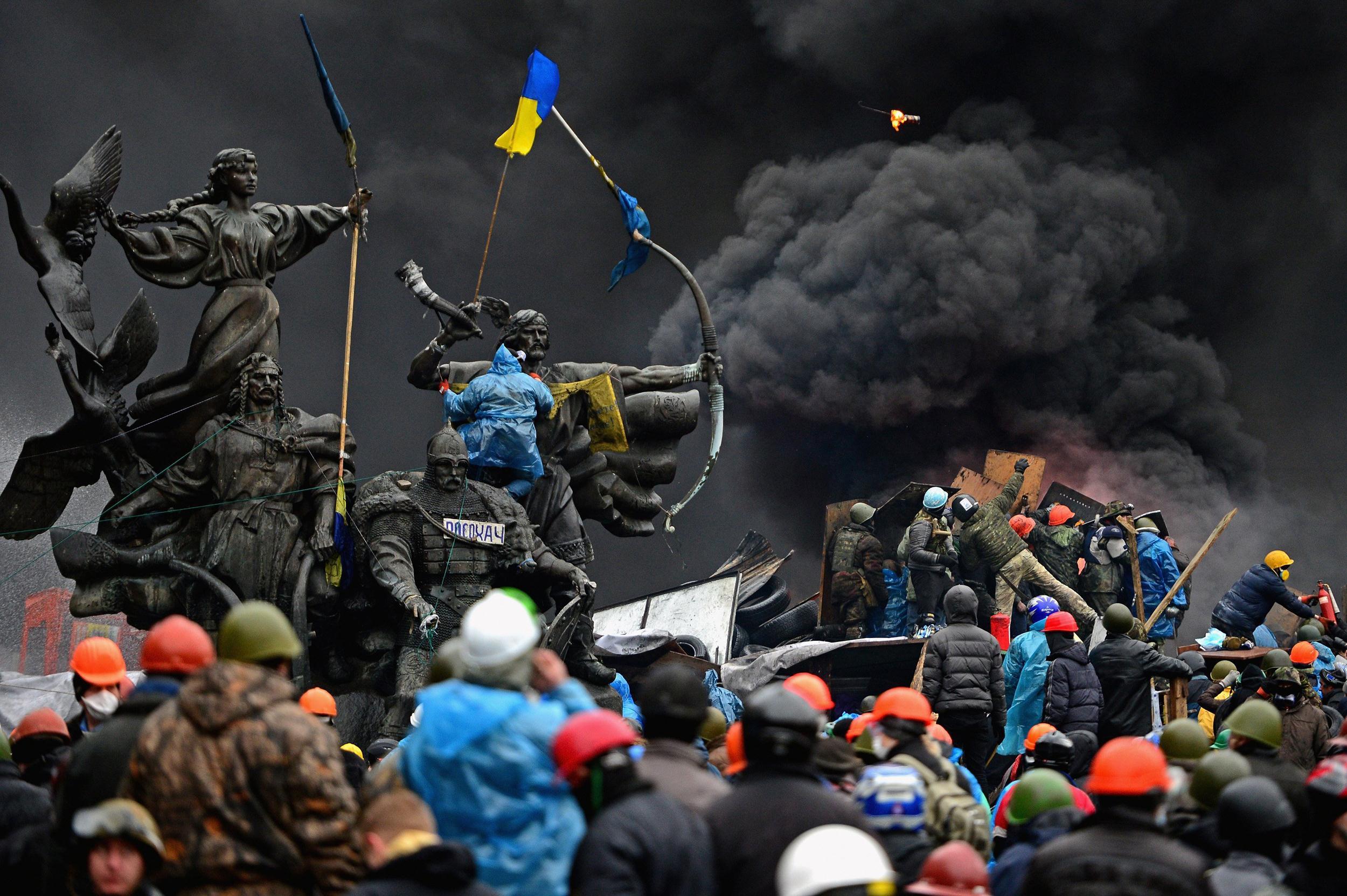 бандиты украина