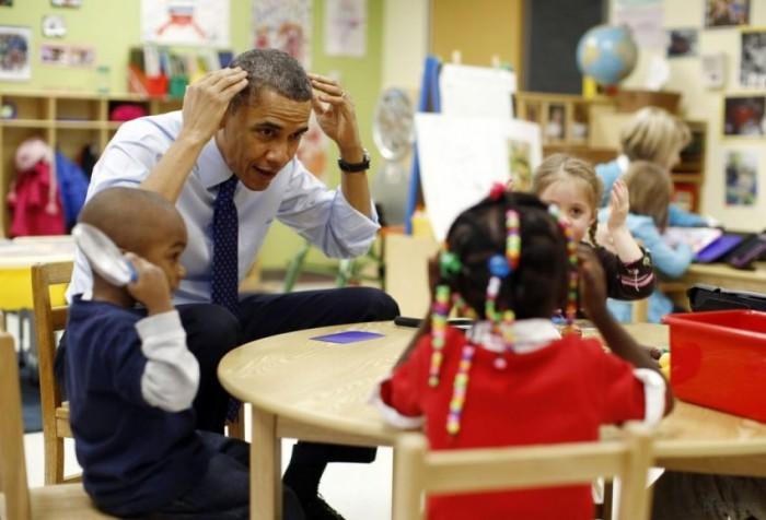 крым новости- сейчас Обама доиграет пойдет Путину звонить